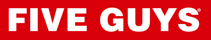 Logo White on Red